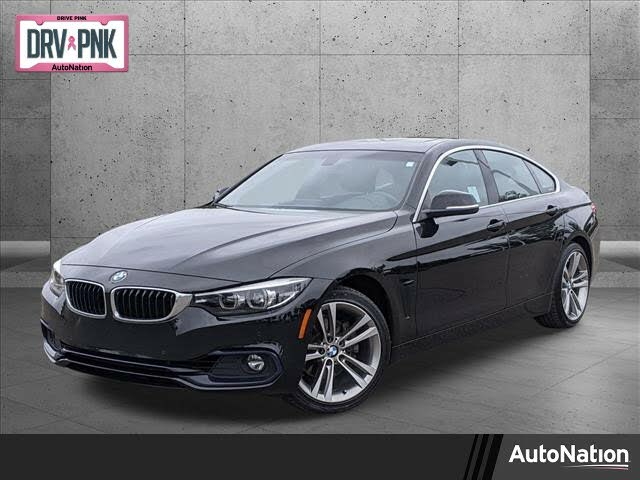2019 BMW 4 Series 430i Gran Coupe RWD