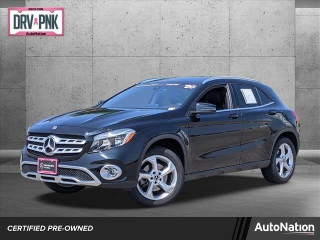 2020 Mercedes-Benz GLA-Class GLA 250 4MATIC AWD