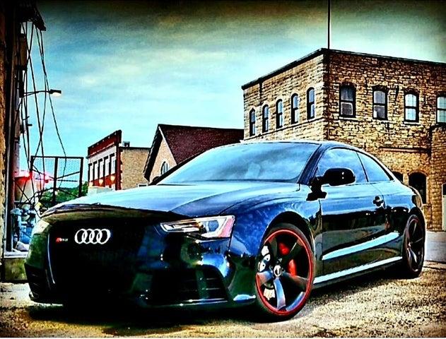 2015 Audi RS 5 quattro Coupe AWD