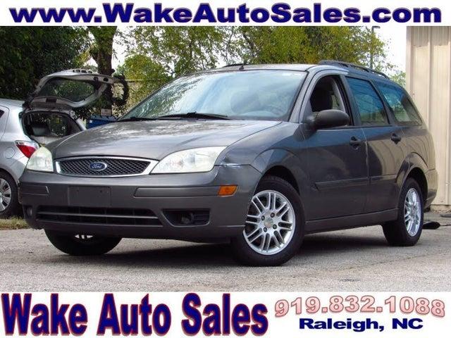 2005 Ford Focus ZXW SE Wagon