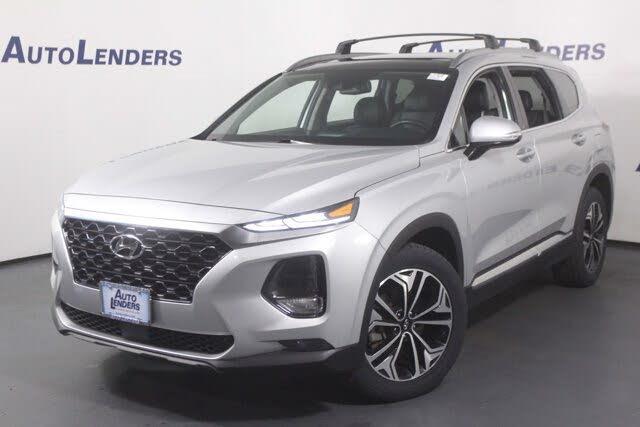 2020 Hyundai Santa Fe 2.0T SEL AWD