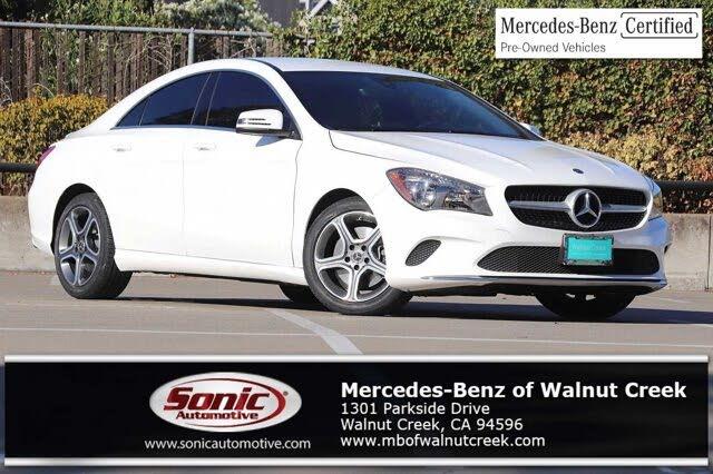 2019 Mercedes-Benz CLA-Class CLA 250 FWD
