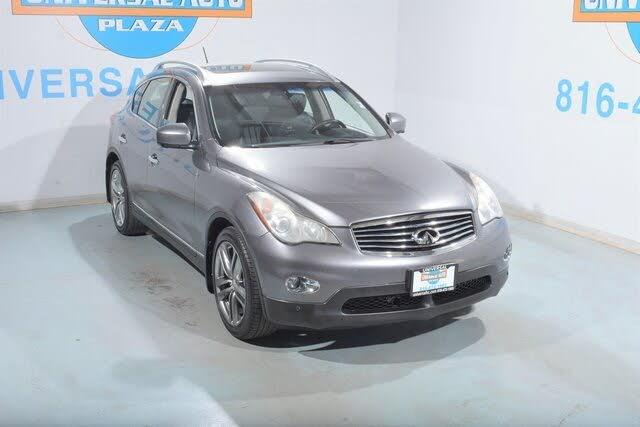 2012 INFINITI EX35 Journey AWD