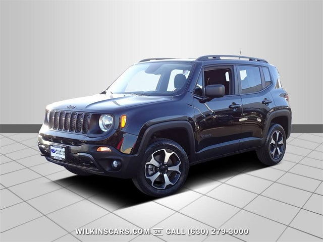2020 Jeep Renegade North 4WD