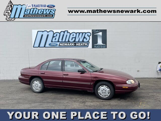 1998 Chevrolet Lumina Sedan FWD