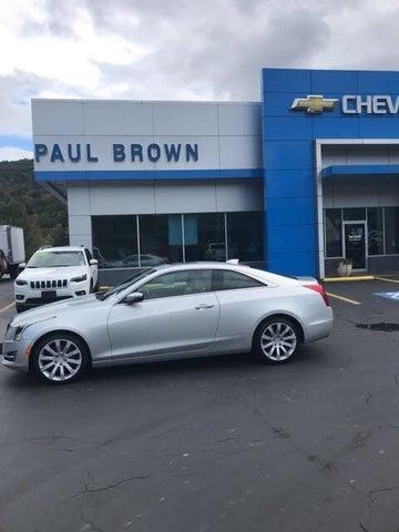 2017 Cadillac ATS Coupe 3.6L Premium Luxury AWD