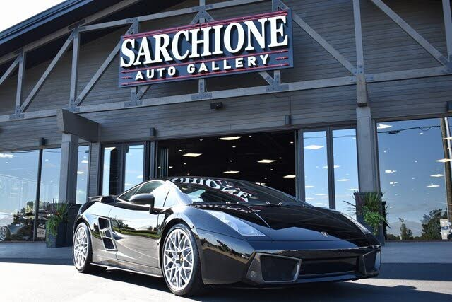 2008 Lamborghini Gallardo Superleggera Coupe AWD