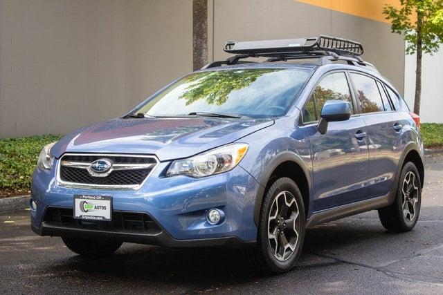 2014 Subaru XV Crosstrek Limited AWD