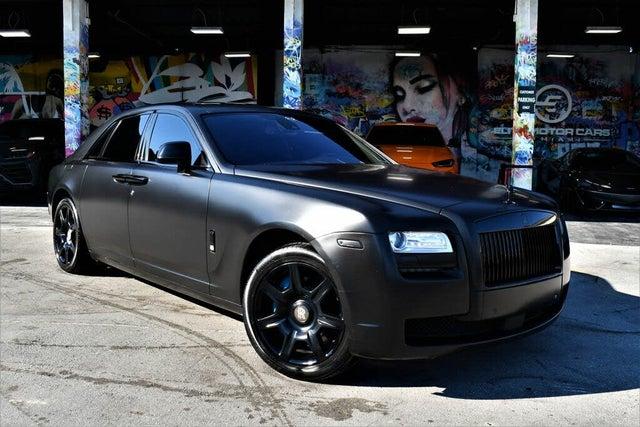 2012 Rolls-Royce Ghost Sedan