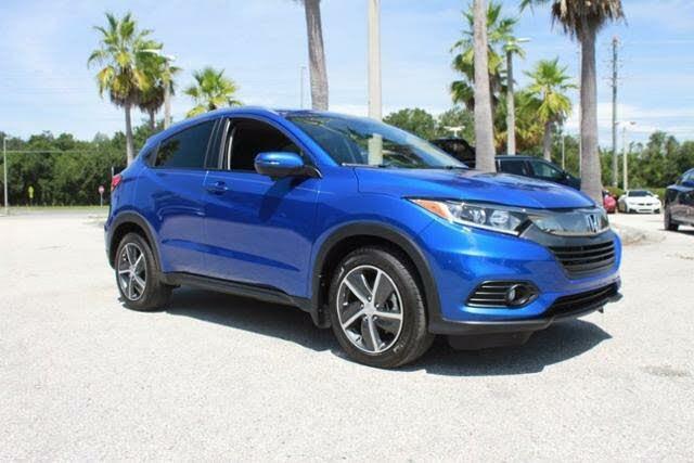 2021 Honda HR-V EX-L FWD