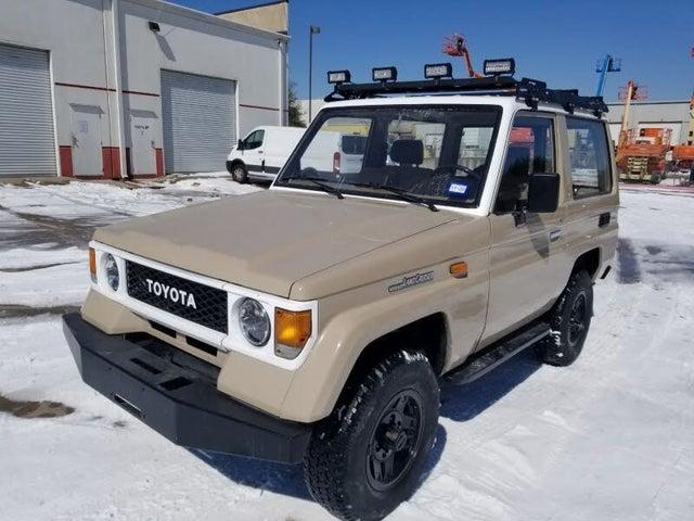 1985 Toyota Land Cruiser 60 Series 4WD