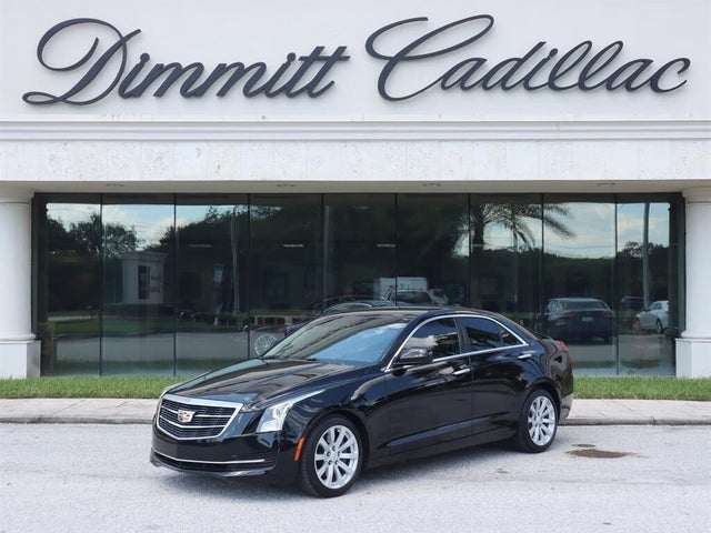 2018 Cadillac ATS 2.0T RWD