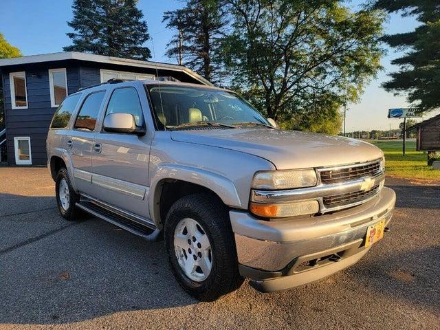 2005 Chevrolet Tahoe LT 4WD