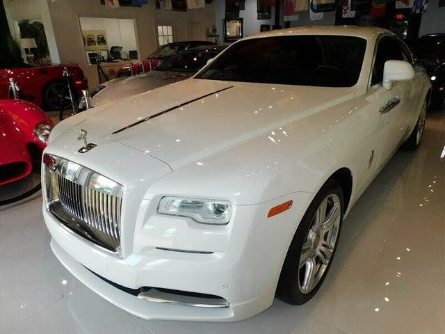 2015 Rolls-Royce Wraith Coupe