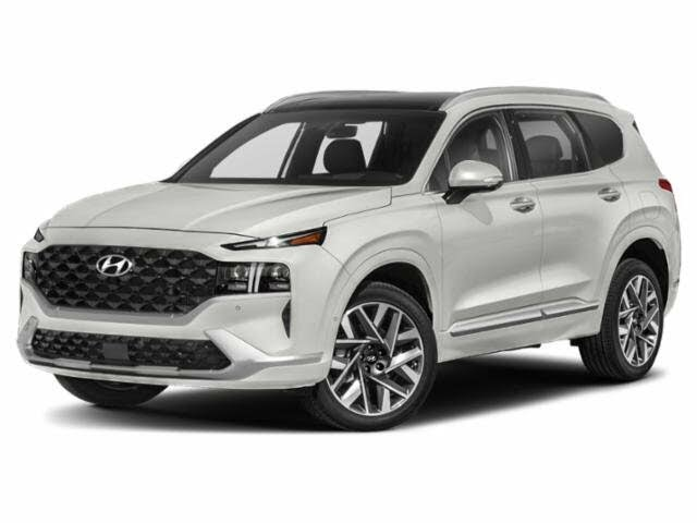 2021 Hyundai Santa Fe Calligraphy AWD