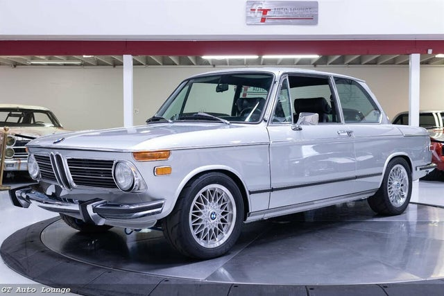 1973 BMW 2002 Coupe