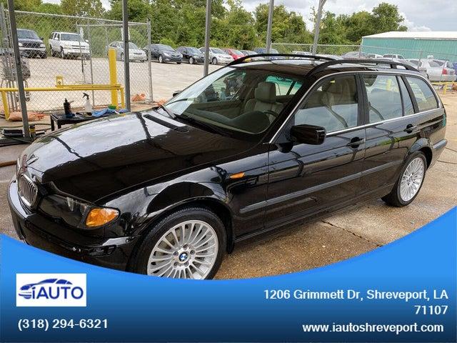 2002 BMW 3 Series 325xi Wagon AWD