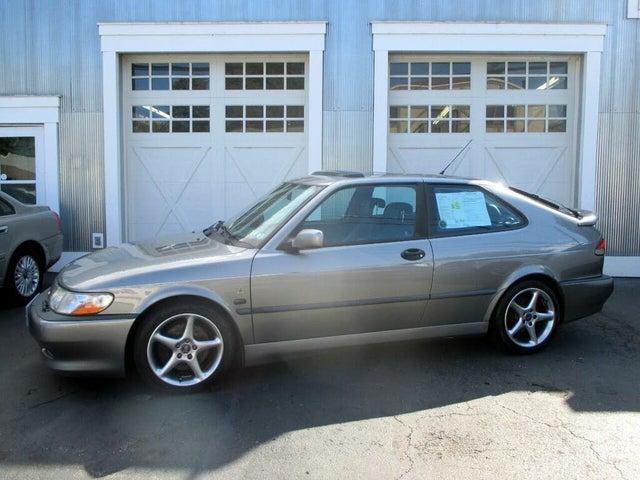 2001 Saab 9-3 Viggen Coupe