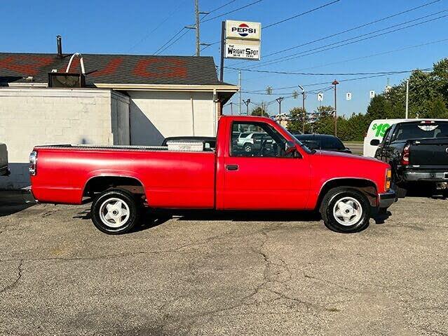 1988 Chevrolet C/K 1500 Silverado LB RWD