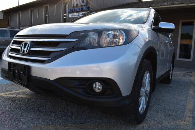 2014 Honda CR-V EX-L FWD with Navigation