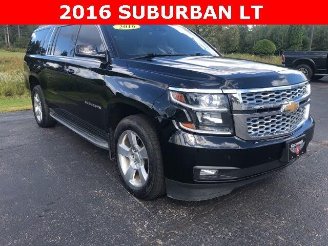 2016 Chevrolet Suburban 1500 LT 4WD