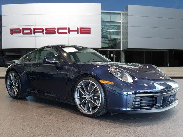 2021 Porsche 911 Carrera 4S Coupe AWD