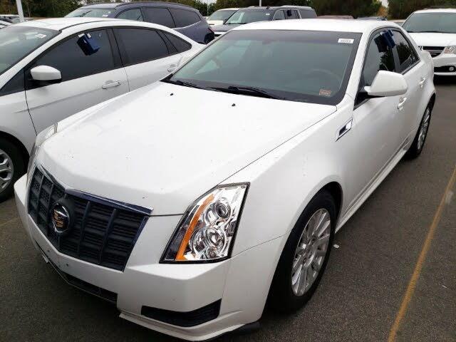 2012 Cadillac CTS 3.0L Luxury RWD