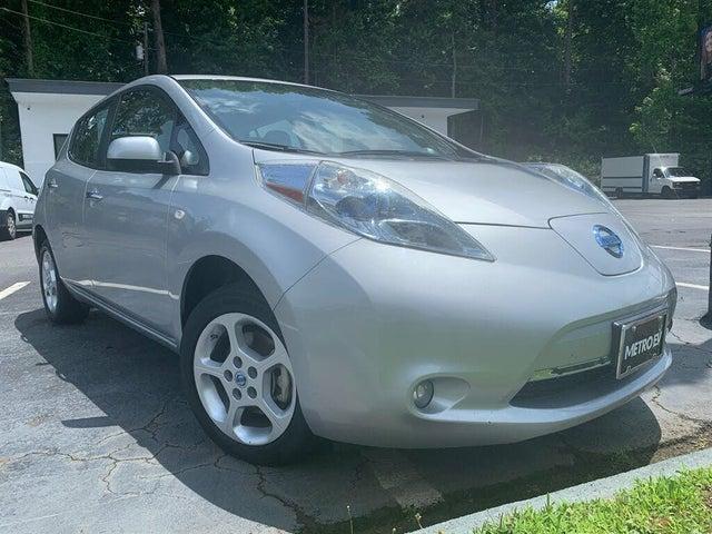 2011 Nissan LEAF SL