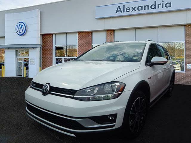 2018 Volkswagen Golf Alltrack SE 4Motion AWD