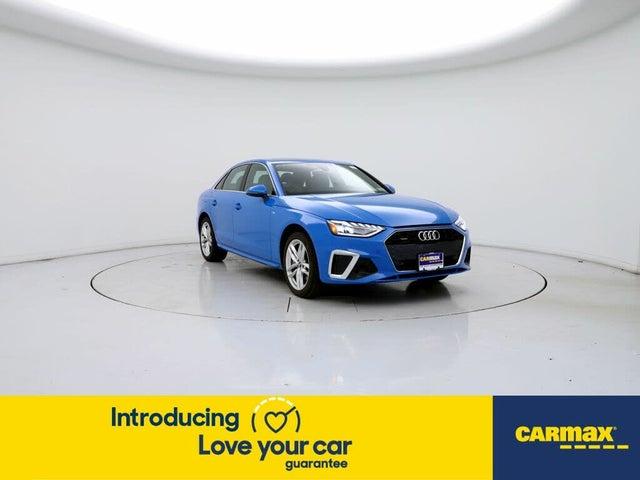 2021 Audi A4 2.0T quattro Premium Plus 45 TFSI AWD