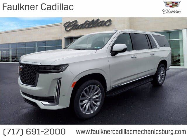 2021 Cadillac Escalade ESV Luxury AWD