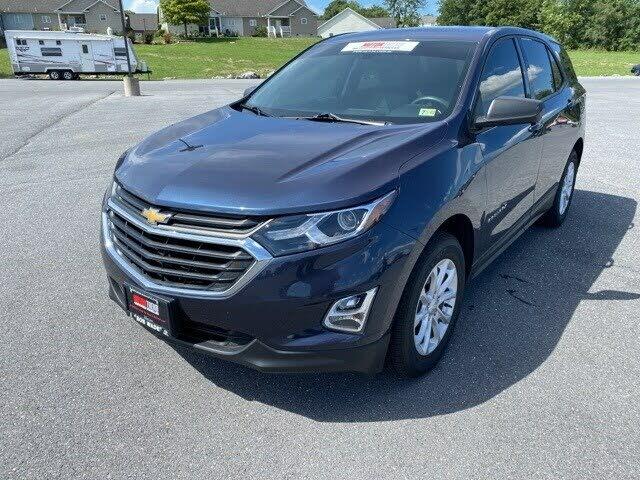 2018 Chevrolet Equinox 1.5T LS AWD