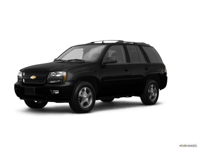 2008 Chevrolet Trailblazer LS Fleet RWD