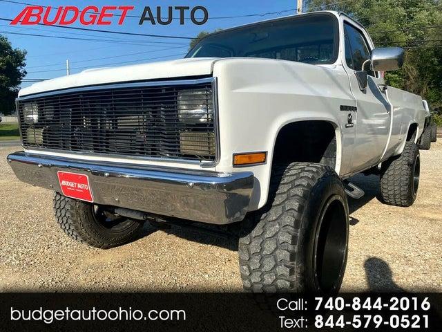1986 GMC C/K 1500 Series K1500 4WD