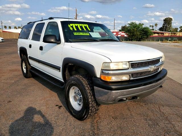 2002 Chevrolet Suburban 2500 LS RWD