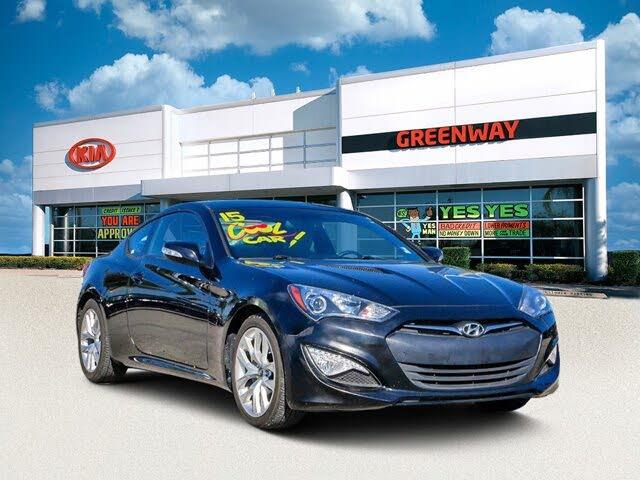 2015 Hyundai Genesis Coupe 3.8 RWD