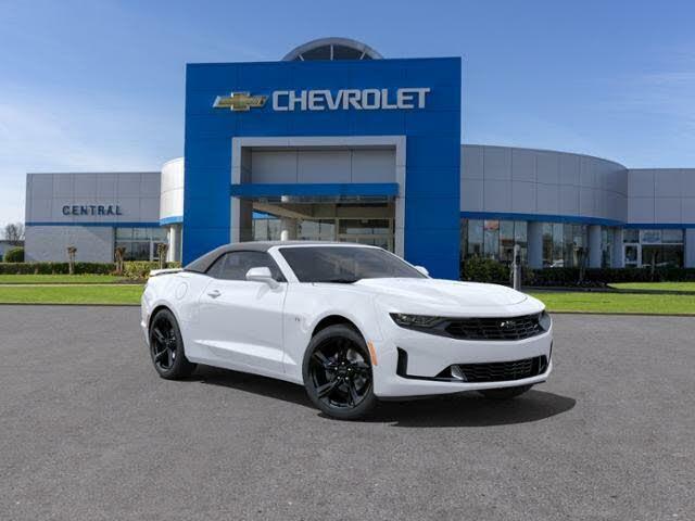 2021 Chevrolet Camaro 2LT Convertible RWD