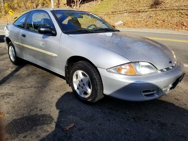2000 Chevrolet Cavalier Coupe FWD