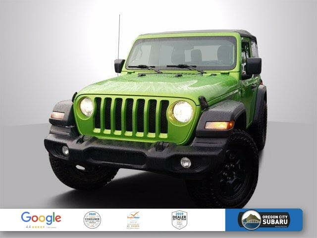 2019 Jeep Wrangler Sport 4WD