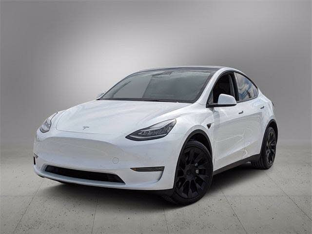 2021 Tesla Model Y Long Range AWD