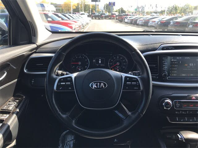 2019 Kia Sorento S AWD