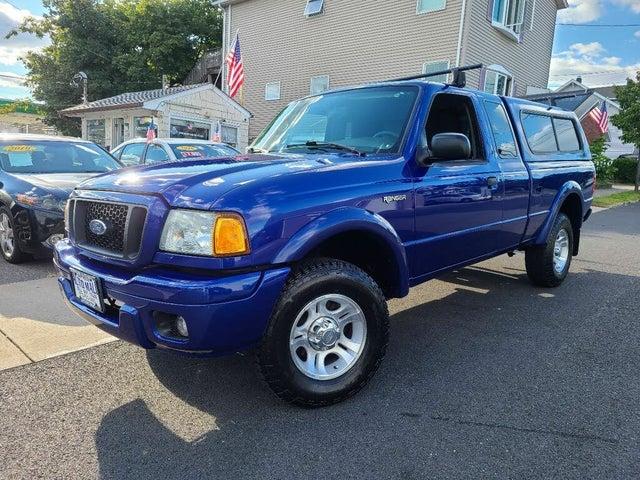 2004 Ford Ranger 2 Dr Edge Extended Cab SB