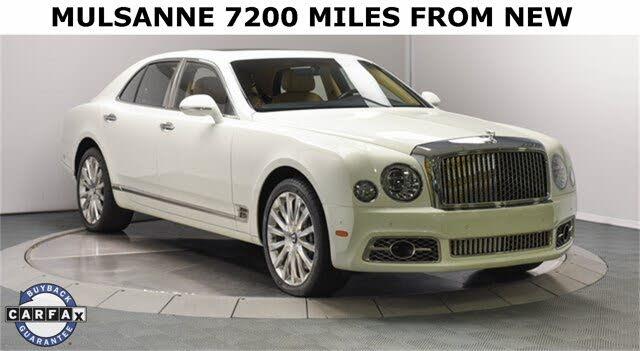 2017 Bentley Mulsanne RWD