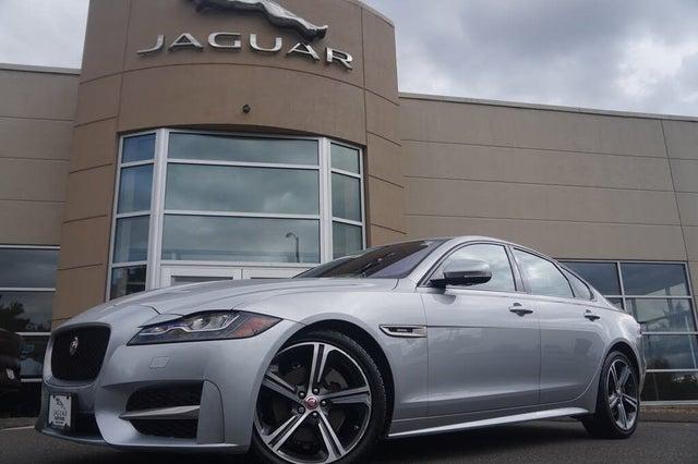 2017 Jaguar XF 20d R-Sport AWD