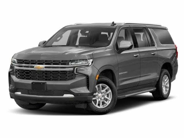 2021 Chevrolet Suburban RST RWD