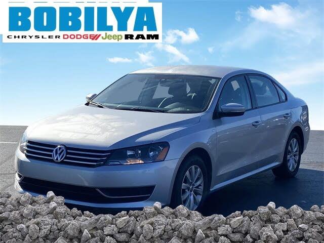 2015 Volkswagen Passat Wolfsburg Edition