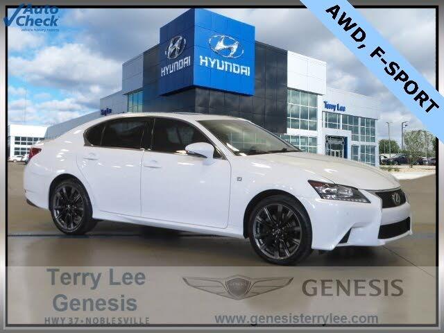 2015 Lexus GS 350 F Sport Crafted Line AWD