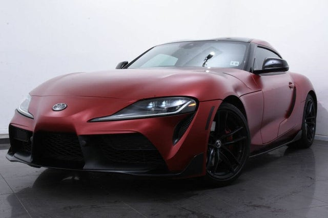 2020 Toyota Supra Premium Launch Edition RWD