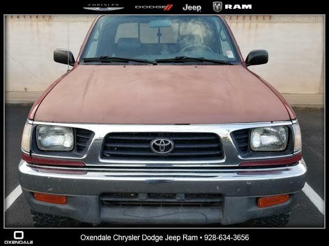1995 Toyota Tacoma 2 Dr V6 4WD Extended Cab SB