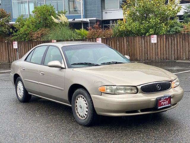 2003 Buick Century Custom Sedan FWD